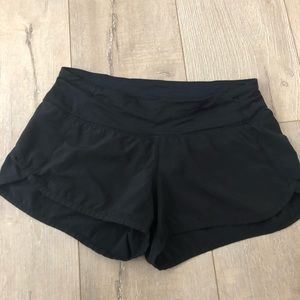 Cute Lululemon Shorts Size 2